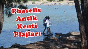 phaselis-fasalis-antik-kenti-plajları